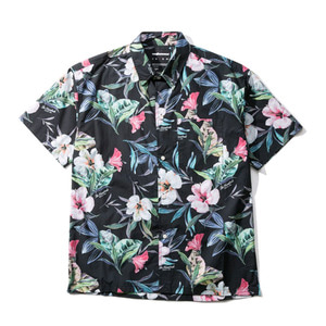 THE HUNDREDS HIBISCUS SS WOVEN