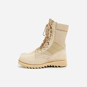 ROTHCO G.I TYPE RIPPLE SOLE DESERT TAN JUNGLE BOOT (DESERT TAN)