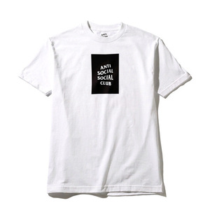 ANTI SOCIAL SOCIAL CLUB THE CLUB TEE WHITE